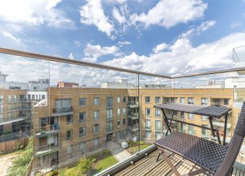 Thumbnail 2 bed flat for sale in Langan House, 14 Keymer Place, London