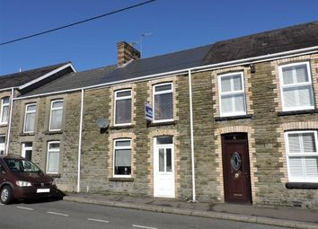 Thumbnail 3 bed terraced house for sale in Church Street, Pontardawe, Swansea
