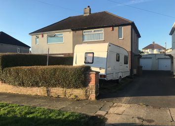 3 bed semi-detached house for sale in Fletemoor Road, Plymouth PL5
