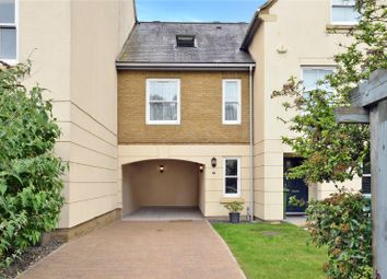 Thumbnail 4 bed town house for sale in Wraysbury Gardens, Staines-Upon-Thames, Surrey