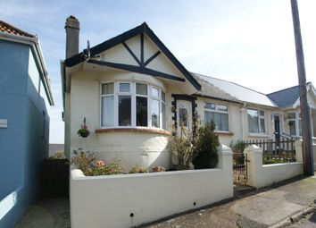 Thumbnail 2 bed semi-detached bungalow for sale in Elm Park, Paignton