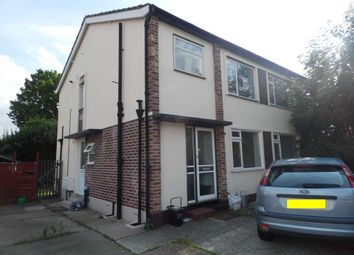 Thumbnail 2 bedroom flat to rent in Kingston Way, Benfleet