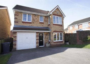 Thumbnail 4 bed detached house for sale in Parklands View, Aston, Sheffield