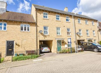 Thumbnail 4 bed town house for sale in Mario Way, Colchester, Essex