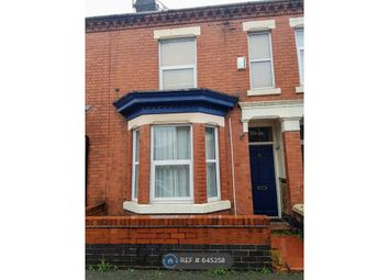 Thumbnail 3 bed terraced house to rent in Derrington Avenue, Crewe