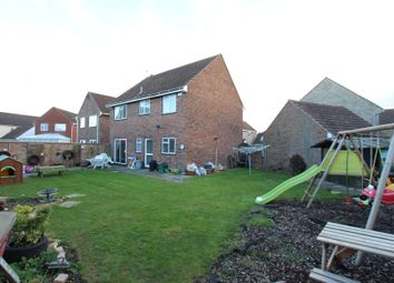 Thumbnail 4 bedroom detached house for sale in Marram Close, Stanway, Colchester