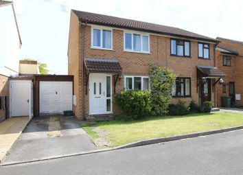 Thumbnail 3 bed semi-detached house to rent in Bishopslea Close, Wells
