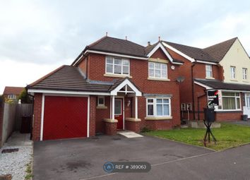 Thumbnail 4 bed detached house to rent in Redmere Drive, Bury