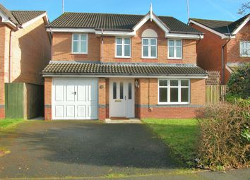 Thumbnail 4 bed detached house for sale in Millfield, Neston