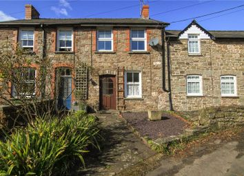 Thumbnail 2 bed terraced house for sale in Mill Street, Crickhowell, Powys