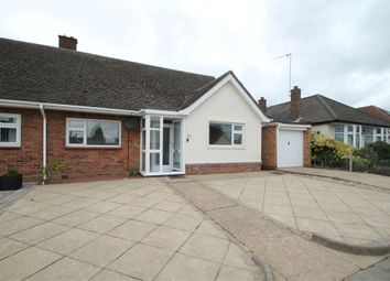 Thumbnail 2 bed semi-detached bungalow for sale in St Augustine Road, Ipswich, Suffolk