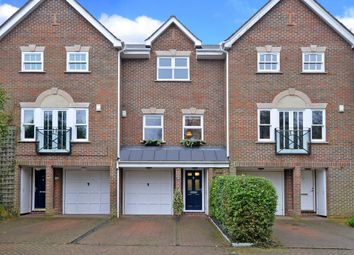 Thumbnail 4 bed terraced house for sale in Raphael Drive, Thames Ditton