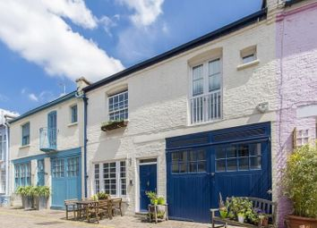 Thumbnail 3 bed terraced house for sale in Cranley Mews, London