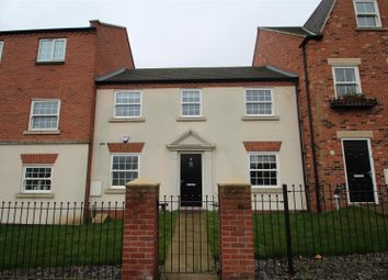 Thumbnail 4 bedroom town house for sale in Birstall Meadow Road, Birstall, Leicester