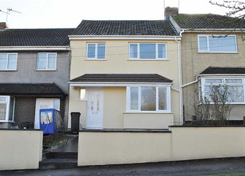 Thumbnail 3 bedroom terraced house to rent in Southey Avenue, Kingswood, Bristol