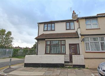 Thumbnail 2 bed end terrace house for sale in Dalmatia Road, Southend On Sea, Essex