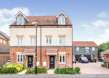 Thumbnail 3 bed semi-detached house for sale in Kings Chapel Road, Picket Piece, Andover