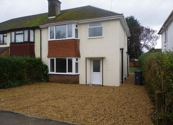 Thumbnail 4 bed semi-detached house to rent in Sandyleaze, Longlevens, Gloucester
