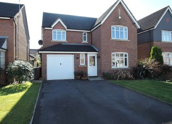 Thumbnail 4 bed detached house to rent in Devoke Road, Wythenshawe