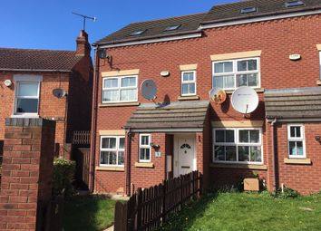 Thumbnail 3 bed terraced house for sale in Essex Street, Semilong, Northampton