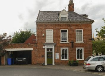 Thumbnail 8 bed detached house for sale in New Market, Beccles