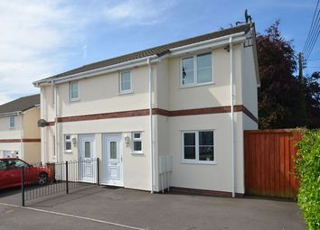 Thumbnail 3 bed semi-detached house for sale in Coot Hide, Sampford Peverell, Tiverton