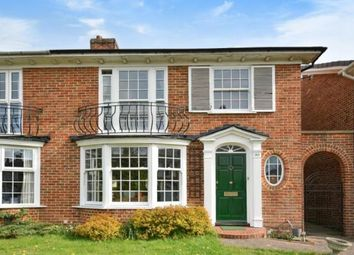 Thumbnail 3 bed semi-detached house for sale in Springpark Drive, Beckenham