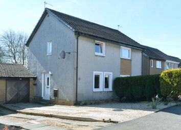 Thumbnail 2 bed semi-detached house for sale in Westwood Park, Deans, Livingston
