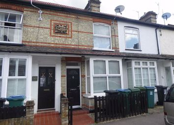 2 bed terraced house for sale in Grover Road, Oxheyvillage, Watford WD19
