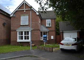 Thumbnail 3 bedroom detached house to rent in Highbank, Pontprennau, Cardiff
