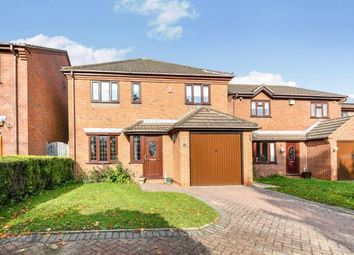 4 bed detached house for sale in Norton Lane, Burntwood, Staffordshire WS7
