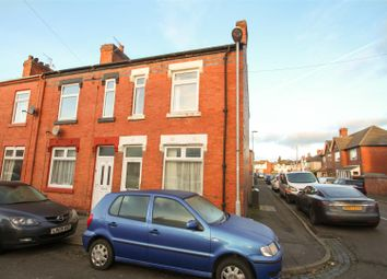 Thumbnail 3 bedroom end terrace house for sale in Stanley Road, Hartshill, Stoke-On-Trent