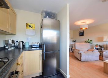 Thumbnail 1 bed flat for sale in Stoneleigh Road, Clayhall, Ilford, Essex