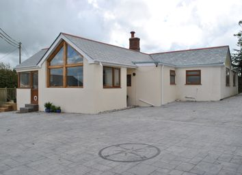Thumbnail 3 bed detached bungalow for sale in Jacobstow, Bude