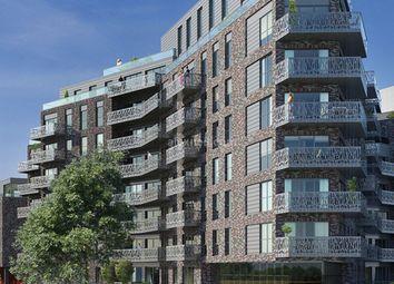Thumbnail 1 bedroom flat for sale in Leven Road Poplar, London