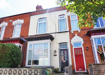 Thumbnail 4 bed terraced house for sale in Mary Vale Road, Bournville, Birmingham