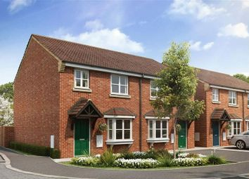 Thumbnail 3 bed semi-detached house for sale in Shaws Lane, Eccleshall, Staffordshire