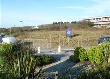 Thumbnail Land for sale in Plot 3, St Austell Enterprise Park, Treverbyn Road, St Austell