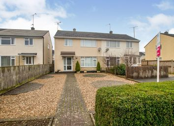 3 bed semi-detached house for sale in Trenchard Close, Chippenham SN14