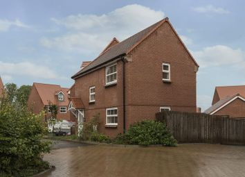 Thumbnail 3 bed semi-detached house for sale in Meadow Close, Newport