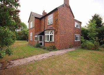 4 bed detached house for sale in Oakleigh Marsh Lane, Edleston, Nantwich CW5