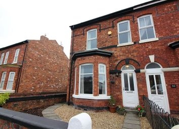 Thumbnail 3 bed semi-detached house for sale in Hall Street, Southport
