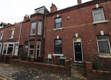 Thumbnail 5 bed terraced house to rent in Berners Street, Wakefield