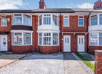 Thumbnail 3 bedroom terraced house for sale in Nelson Road, Hull