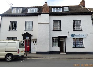 Thumbnail 4 bed town house to rent in Fore Street, Topsham, Exeter