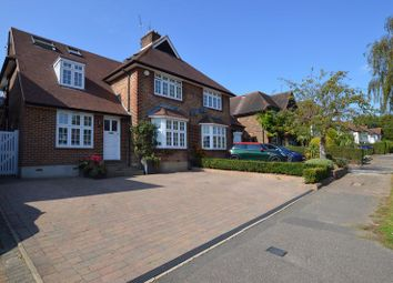 Towers Road, Hatch End, Pinner HA5. 4 bed semi-detached house