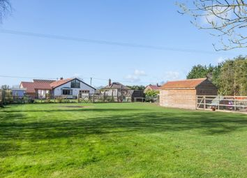 Thumbnail 5 bed property for sale in Eleven Mile Lane, Suton, Wymondham