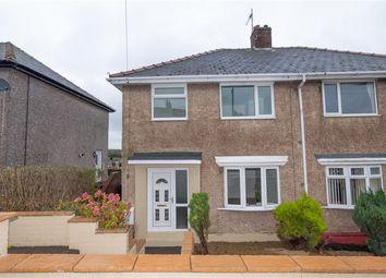 Thumbnail 3 bed semi-detached house for sale in Castledene Road, Consett