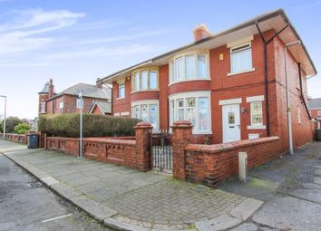Thumbnail 3 bed semi-detached house for sale in Mersey Road, Blackpool, Lancashire, England
