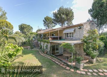 Thumbnail 3 bed villa for sale in Biot, Valbonne, French Riviera